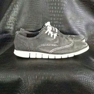 Cole Haan Zero Gravity Gray Shoes